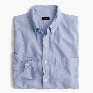 Jcrew Mens Slim Fit Oxford Shirt